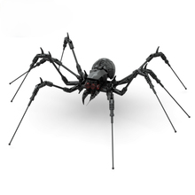 NEW Magical Creepy Spider Araneid MOC Building Blocks Model DIY Educational Constuction Toys Children Christmas Gifts