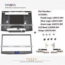 Hinges-Screws Pavilion Back-Cover L20313-001 for HP 15-cx-series/Lcd-top/Back-cover/..