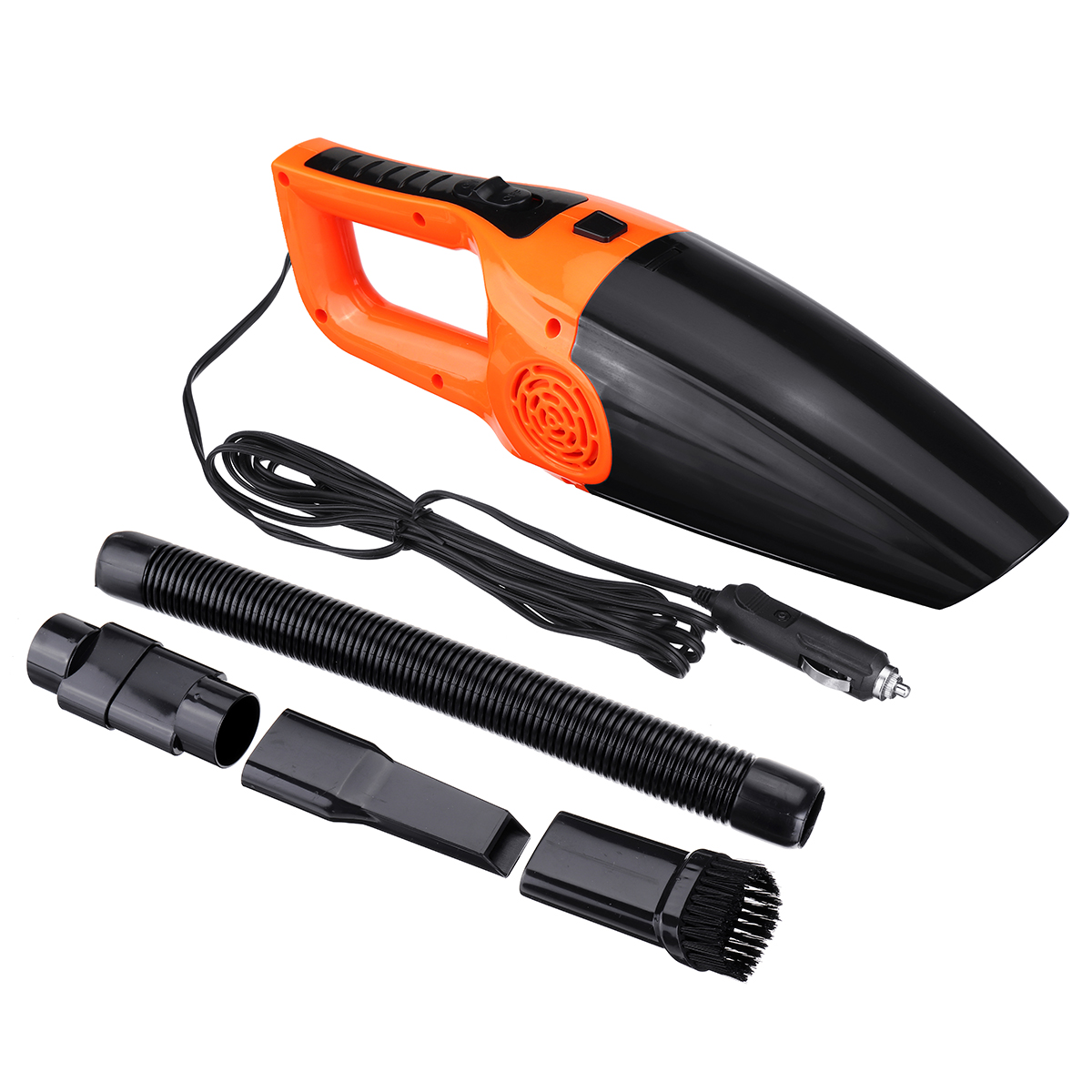 4800pa Car Vacuum Cleaner 120W Portable Handheld Vacuum Cleaner Wet and Dry Dual Use Car Vacuum Asur Voiture 12V
