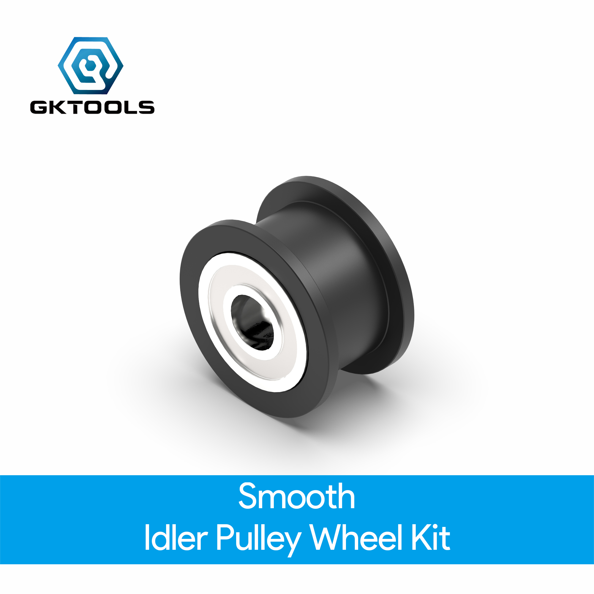 OpenBuilds Smooth Idler Pulley Kit