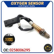 Car Air Fuel Ratio Lambda O2 Oxygen Sensor 0258006295 For RENAULT Clio Laguna Megane Espace Grand Scenic Kangoo