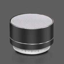 Rsionch Bluetooth Speaker Wireless Speaker Portable Mini Subwoofer USB AUX MP3 Stereo Audio Music Player TF Handfree