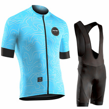 Northwave NW Bike Riding Jersey Summer Bike Sweatshirt Maillot Bike Clothing Mountain Bike Sportswear Outdoor Sportswear go pro cheap honu fast 100 Polyester Lycra polyester Short Sleeve Factory Direct Sales 80 Polyester and 20 Stretch Spandex cycling jersey set