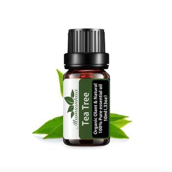 Aceite esencial de árbol de té antiarrugas para el cuidado de la...