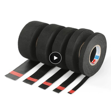 Sound-absorbing PET Non-woven Tape Flame Retardant Velvet Wiring Bundle Bonded Wiring Tape For Car Vehicle Internal Winding
