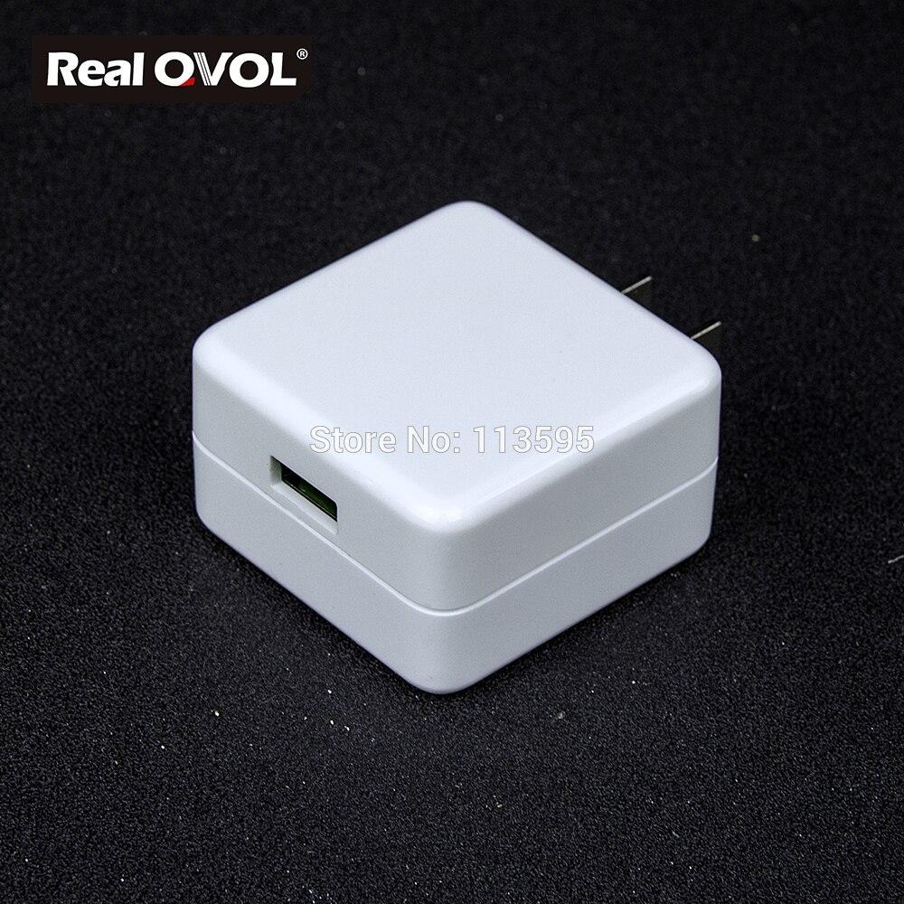 RealQvol 5V4A Power Supply Adapter Support NanoPi M4