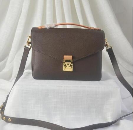 2019 nova saco metis saco 1:1 cuir véritable de couro moda feminina bolsa com livraison rapide qualité supérieure GRÁTIS 2 commandes