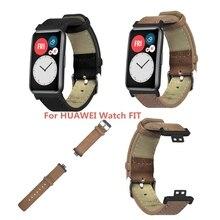 Kolor PU skórzany pasek na rękę pasek na rękę dla Huawei zegarek pasuje inteligentna opaska