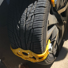 SPEEDWOW 4pcs/8pcs Car Tyre Winter Roadway Safety Thickened