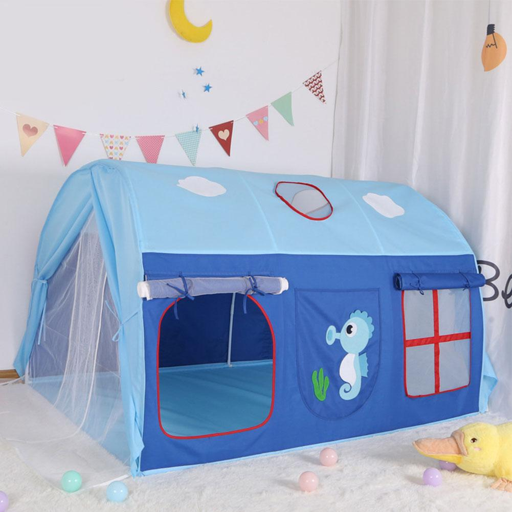 Play Tent Toy Portable Foldable Ball Pool Pit Indoor Outdoor Simulation House Tent Gifts Toys For Kids Children
