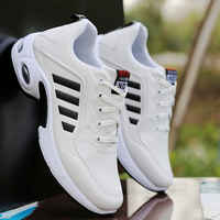 High Quality Mens Wedges Sneakers Sport Shoes For Boys School Sneakers Synthetic Comfortable Sneakers Men Spring/autumn Shoes