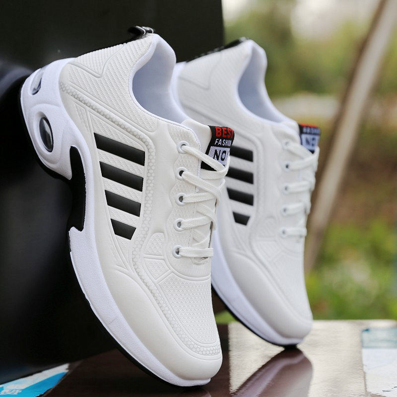 High Quelity Mens Wedges Sneakers Sport Shoes For Boys School Air Mesh Sneakers Comfortable Sneakers Mens Spring/autumn Shoes