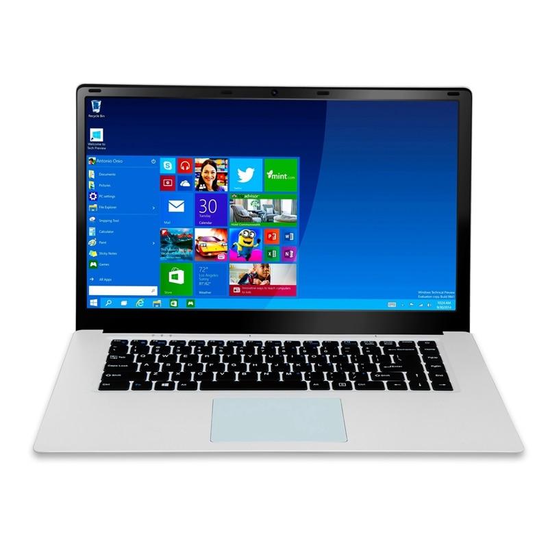HOT-15.6 Inch 1080P Laptop 4GB RAM 64GB EMMC Intel Atom Z8350 Quad Core CPU Windows 10 System Notebook Computer