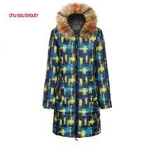 Winter Female Long Jacket 2019 Winter Coat Women Fake Fur Co