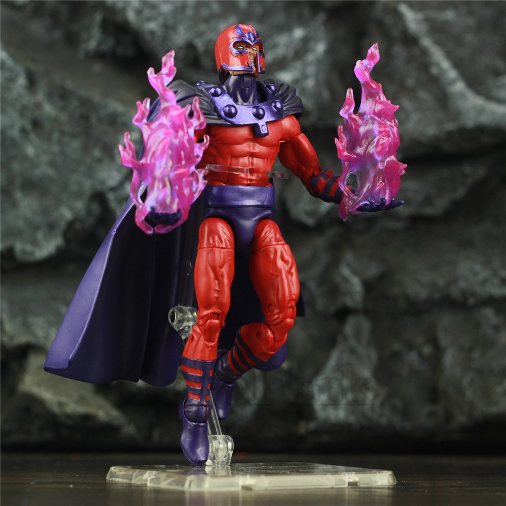 Marvel Legends Magneto 6