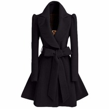Trench Coat for Women Especially Autumn Winter Blend