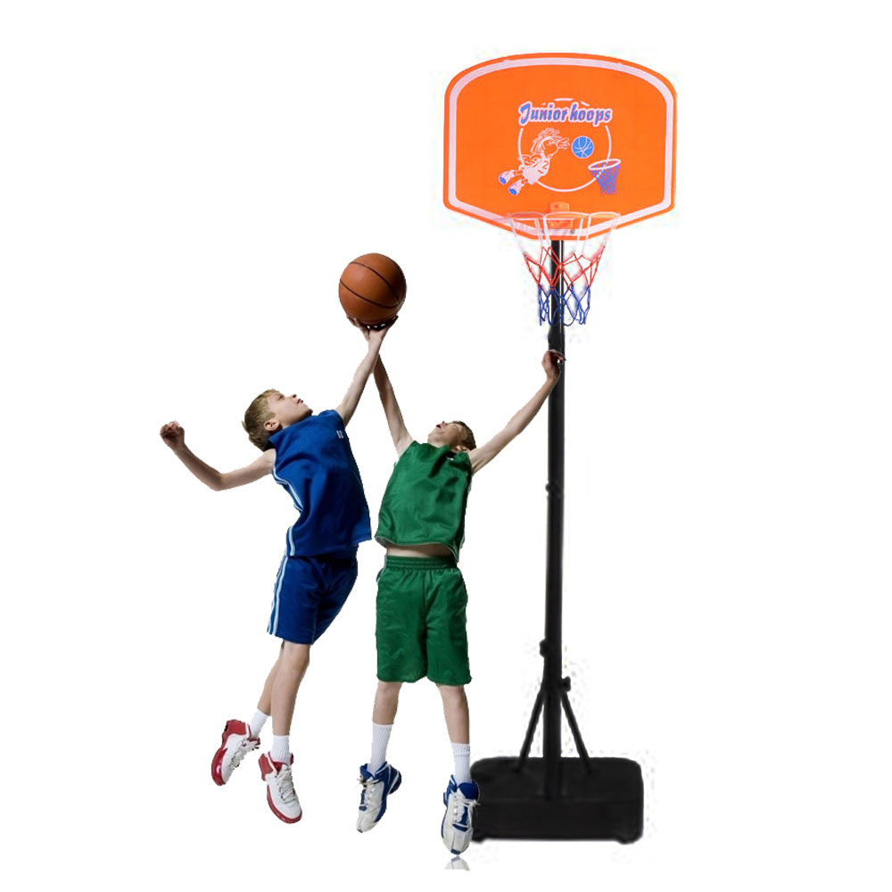 Support de Basket-ball pour enfants réglable Portable panier Rack de tir pour enfants intérieur jouet de Basket-ball pour enfants