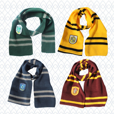 2018 New Style Harry Potter Scarf Ravenclaw College Scarf Celebrity Style Related Products Treasures Souvenir Gift