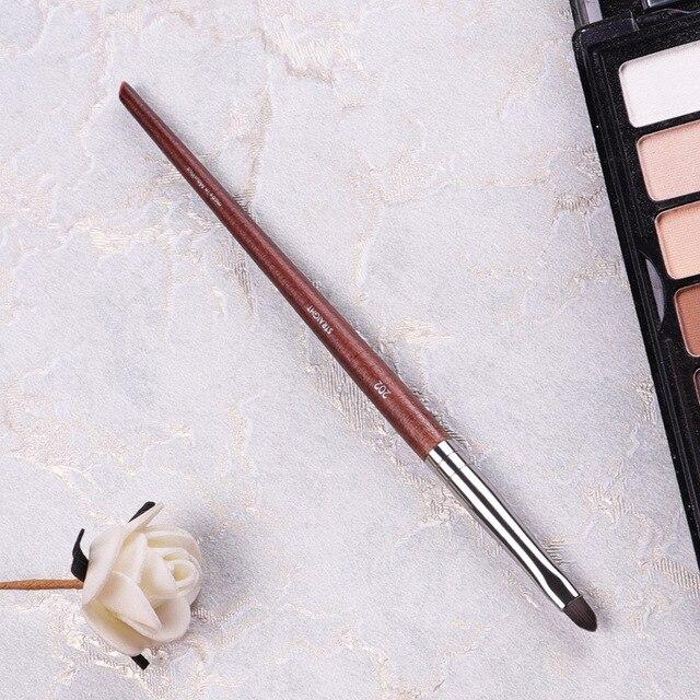 1pcs Eye Face Makeup Brush European Vintage Eyeshadow Smudge Foundation Loose Powder Blush Eyelash lipstick brush 2