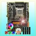 Remise carte mère avec M.2 slot Runing X99 carte mère LGA2011-3 avec CPU Intel Xeon 2678 V3 refroidisseur RAM 64G (4*16G) DDR4 2400