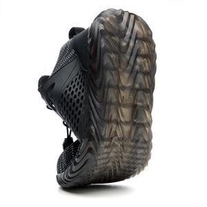 Image 3 - Mwsc s3 sapatos masculinos para construção, botas de segurança do trabalho para homens com bico de aço, seguro indestrutível e anti esmagamento tênis para mulheres