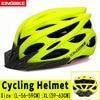 Capacete de bicicleta certificado cpsc ce, capacete de ciclismo mtb com luz traseira e viseira solar 13