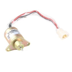 12V silnik elektromagnes odcinający dopływ paliwa zawór odcinający dla Yanmar 119653-77950