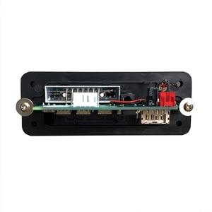 Image 3 - MP3 Bluetooth 5.0 Player Music Integrated Decoder Board Module USB FM Aux Radio Car Audio Hands free MP3 Decoding Remote Control