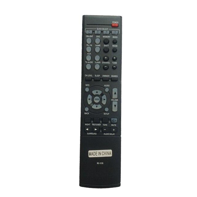 RC 1170 uzaktan kumanda için uygun DENON AV alıcısı RC 1180 RC 1183 RC 1156 RC 1157 RC1170 AVR 1513 DHT 1513BA AVR X500
