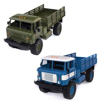 WPL B-24 1: 16 RTR 2.4G RC Crawler Truck Car Remote Control Kids Toy Car