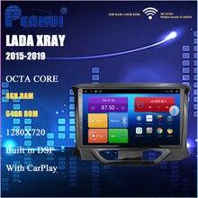 Android автомобильный dvd для lada xray ( 2015 2019) Автомобильный
