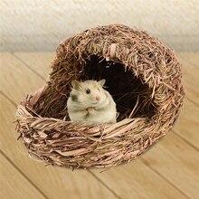 Натуральная трава соломенный кролик хомяк Тоторо морская свинка морская