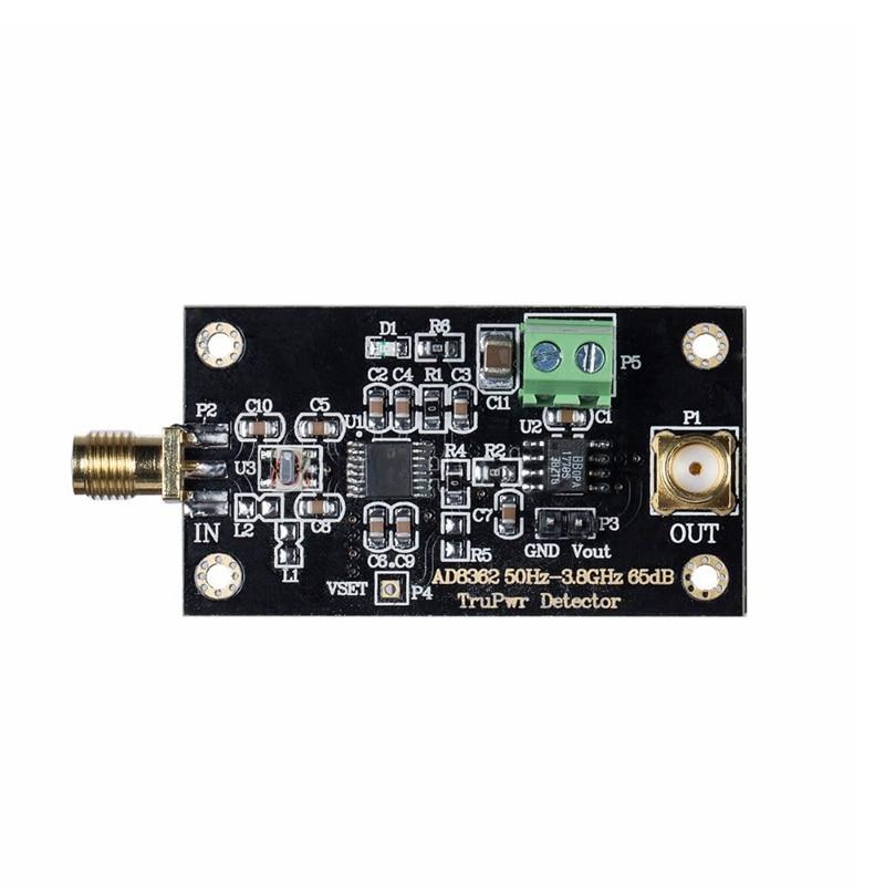 10x AD8362ARUZ 50 Hz to 3.8 GHz 65 dB TruPwr Detector AD8362