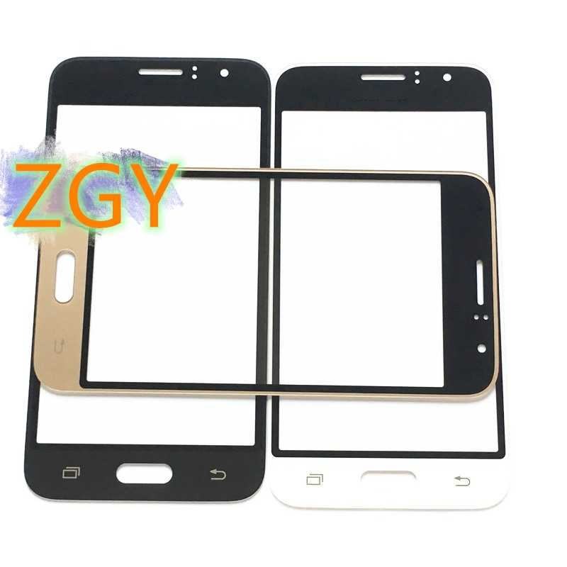 4.5 ''עבור Samsung Galaxy J1 2016 J120F J120 מגע מסך Digitizer חיישן מגע זכוכית עדשת פנל