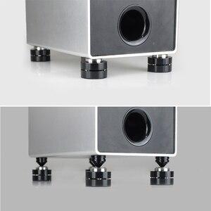 Image 5 - HIFI hoparlörler amplifikatör Preamp DAC Anti amortisör topu artı ayak ayak pedleri titreşim emme standları sivri