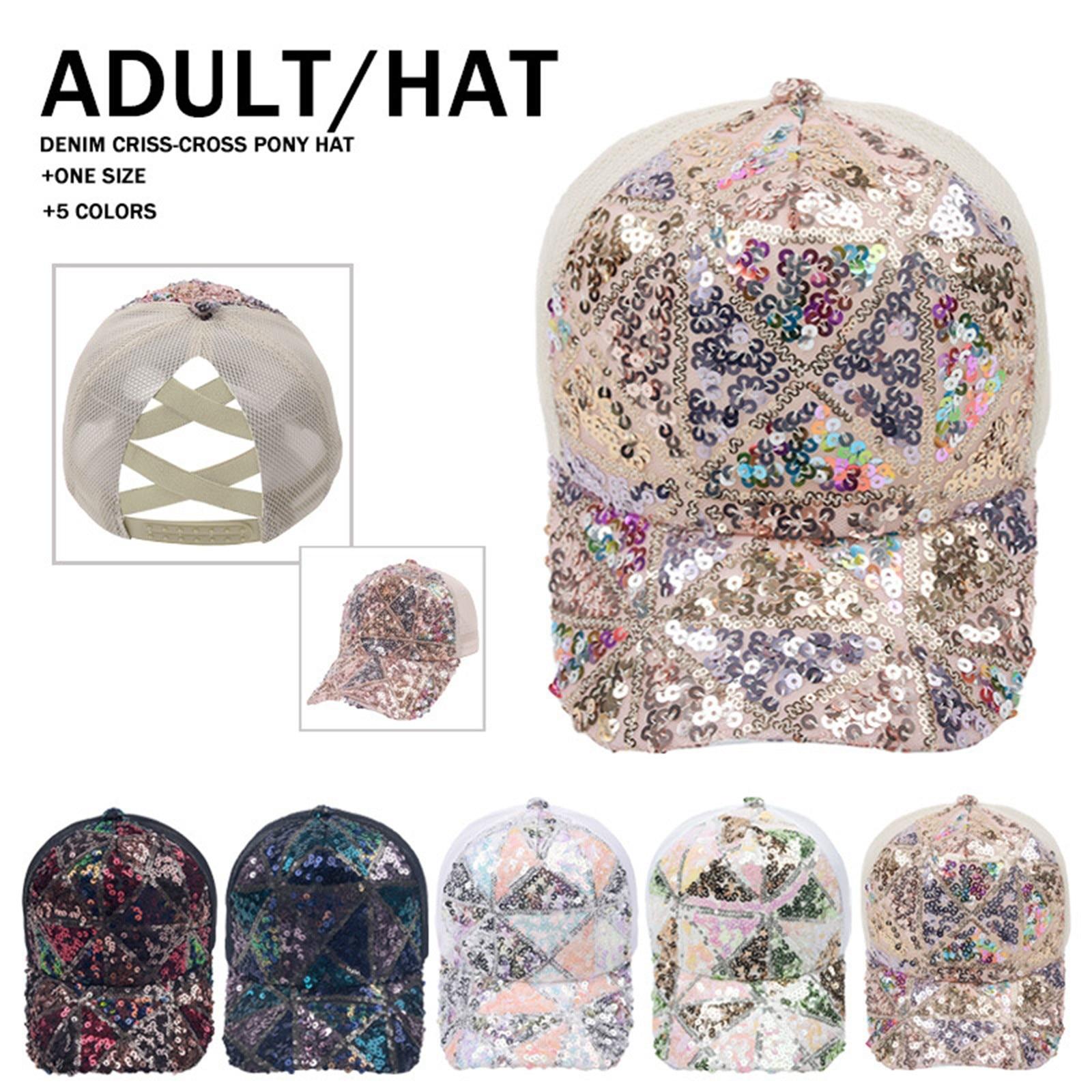 Summer Hat Fashion Unisex Men Women Tie-dyed Sun Hat Adjustable Baseball Cap Hip Hop Hat Cap Female sun visor Luxury cap