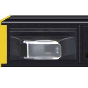 Image 2 - PDU 1U Mạng Tủ Giá Điện Dải Phân Bố Đa Năng Ổ Cắm Phá Công Tắc EU/Anh/Mỹ/AU Plug Ổ Cắm Dây Nối Dài 2M