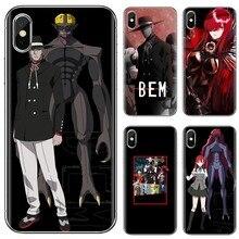 Para ipod touch para iphone 11 pro 4 4S 5 5S se 5c 6s 7 8 x xr xs plus max doce silicone caso de telefone bem anime