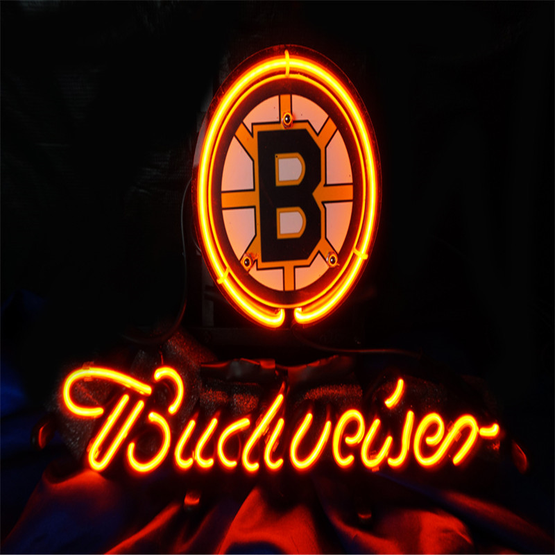 Custom Car Beer Bar Glass Neon Light Sign Beer Bar image