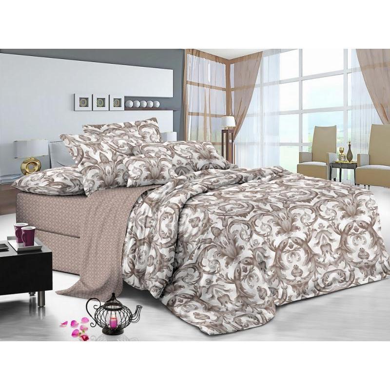 Bedding Set double-euro Amore Mio, Lina, beige bedding set double amore mio lace