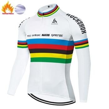 Scottes-jersey de invierno para hombre, ropa térmica de lana para invierno, 2020