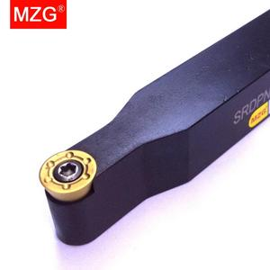 Image 2 - MZG SRDPN2525M08 CNC Carbide Inserts Turning Arbor 20mm 25mm Lathe Cutter Bar External Boring Tool Clamped Steel Toolholder