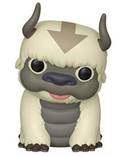Avatar o appa 540 figura coleção boneca de vinil modelo brinquedos