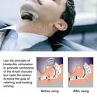 Smart Snore Stopper Anti Snore ronco Lösung komfortable anti Schnarchen Biosensor mit APP und schlafapnoe monitor CPAP ersatzstoff - 4