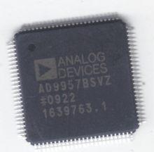Ad9957bsvz ad9957bsv ad9957 qfp100 ic dds 1 gsps 14bit iq 100 tqfp 1 pçs original novo autêntico