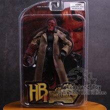 MEZCO Hellboy PVC Action Figure Da Collezione Model Toy