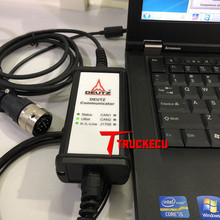 for Deutz controllers diagnostic kit with Deutz DeCOM SerDia software diagnostic and programming tool used for Deutz controllers цены