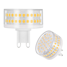 2018 New Mini G9 LED Corn Light Dimmable 5.5W 90LEDs SMD 2835 led lamp Bulb AC 230V Spotlight Chandelier Replace Halogen Lamp