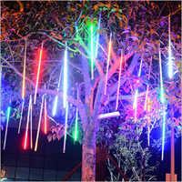 New Year 2020 Fairy Lights Christmas Outdoor Garland 30cm Meteor Shower Rain Tube String Lights Christmas Decor for Home Navidad