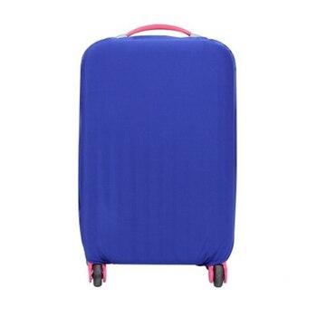 LXHYSJ zagęścić pokrowiec na bagaż elastyczny pokrowiec na bagaż nadaje się do 18 do 30 cali walizka Case osłona przeciwpyłowa akcesoria podróżne